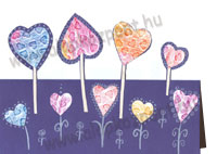 Térbeli virágok