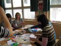 Vizuális nevelés - Ünnepi készülődés 2013.