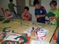 2014. évi zenei gyerektábor Velencén